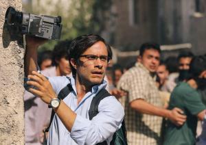 Gael García Bernal plays Maziar Bahari in Jon Stewart's Rosewater. Photo courtesy of Open Road Films (II) .
