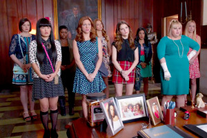 The cast of PITCH PERFECT 2. Photo courtesy of Universal Pictures.