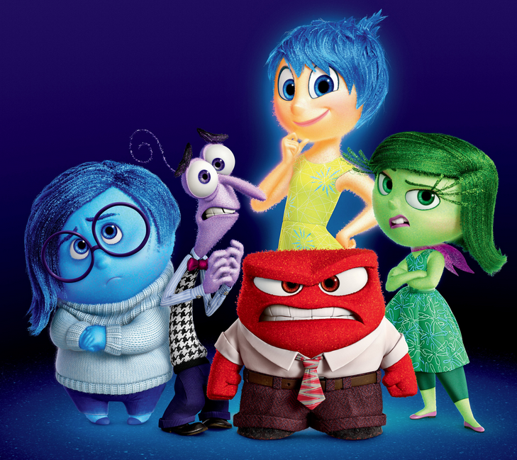 Inside Out 2015 Film: 'INSIDE OUT' Q&A: Director Pete Docter & Producer Jonas