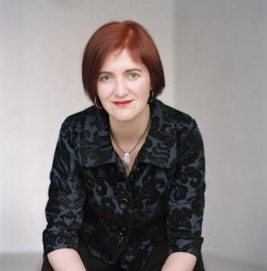 Author/screenwriter Emma Donoghue.