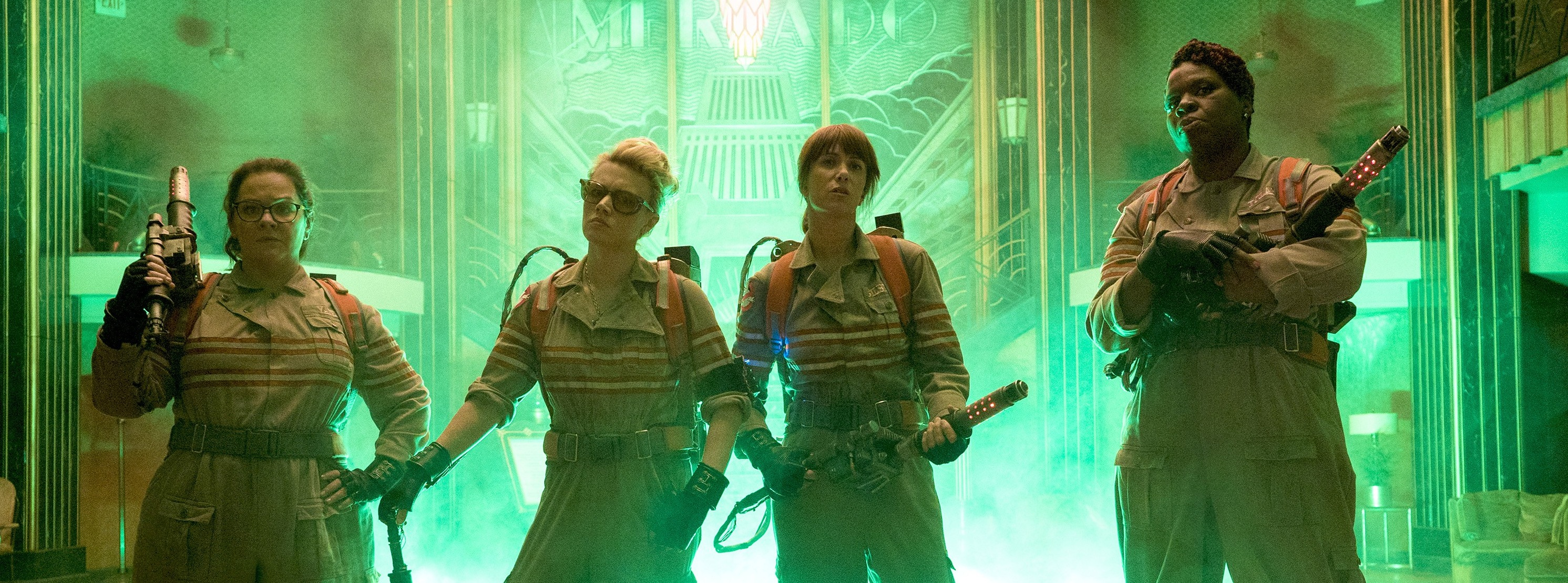 Image result for ghostbusters reviews