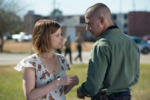 Kate Mara and Shia LaBeouf star in MAN DOWN. Courtesy of Lionsgate Premiere.