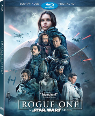 fresh on blu ray rogue one office christmas party and more