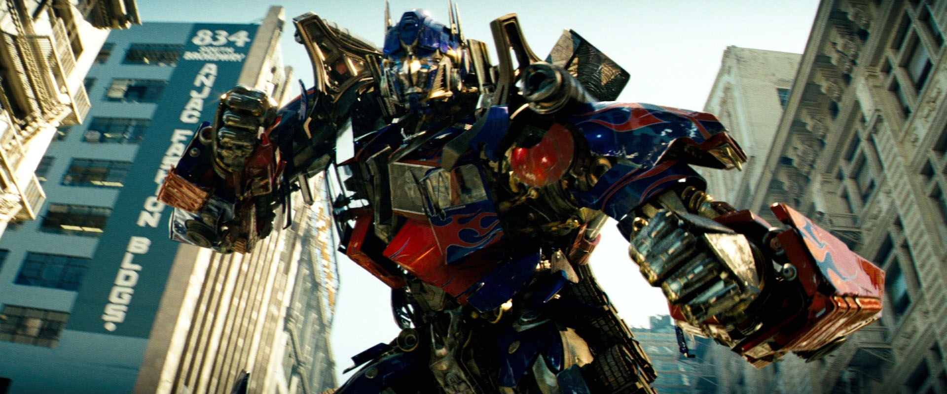 paramount adds a fresh coat of paint to 'transformers' 1-4 with 4k